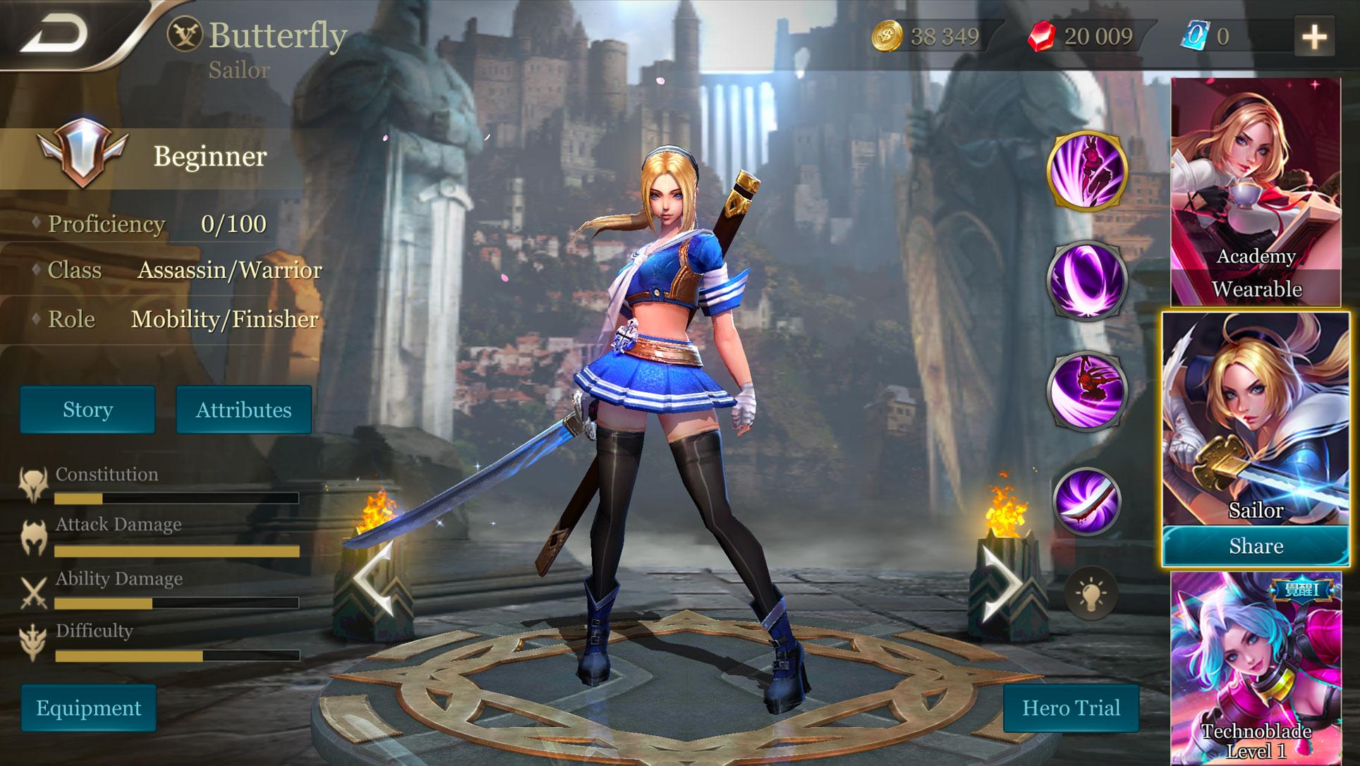 Arena of Valor, Garena, Malaysia, Tencent Games, Mobile, MOBA, multiplayer online battle arena