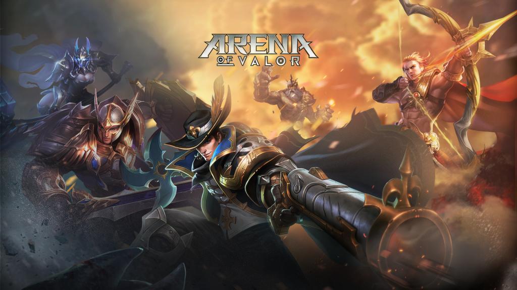 Arena of Valor, Garena, Malaysia, Tencent Games, Mobile, MOBA