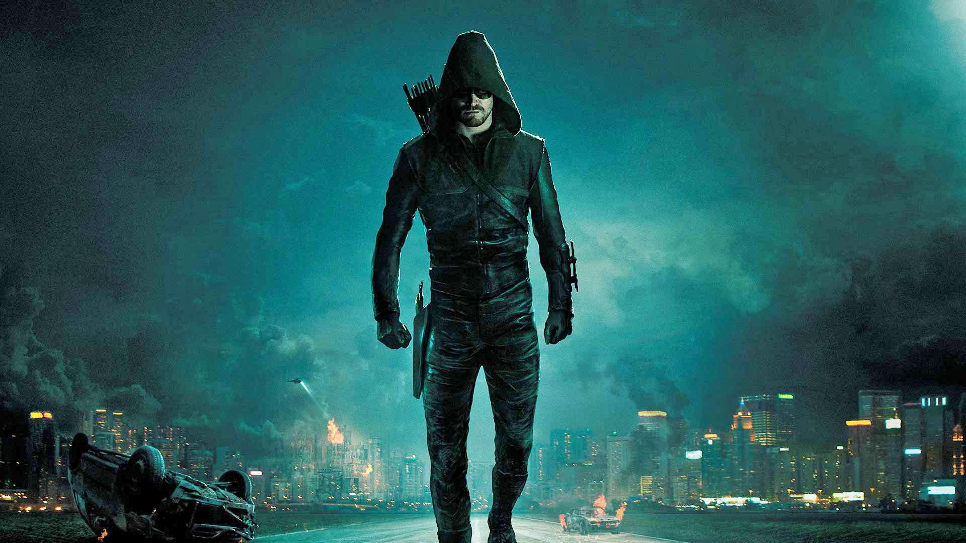 Arrow, Green Arrow, CW, TV Series, DC Comics