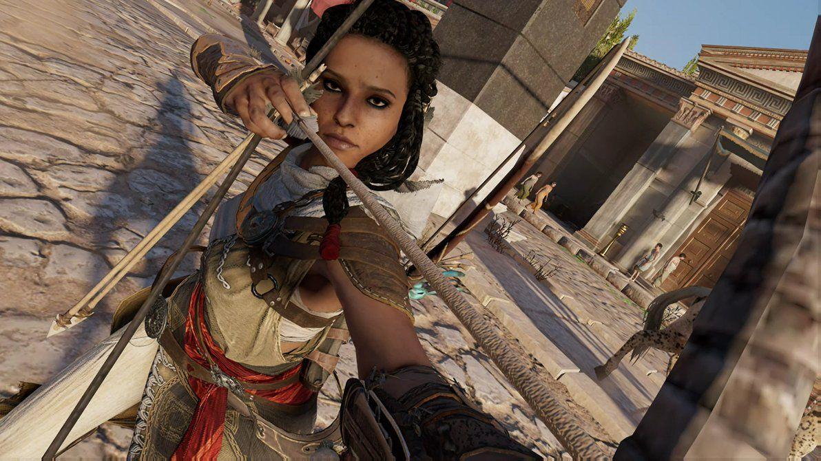 Assassin's Creed Origins, Aya, Ubisoft