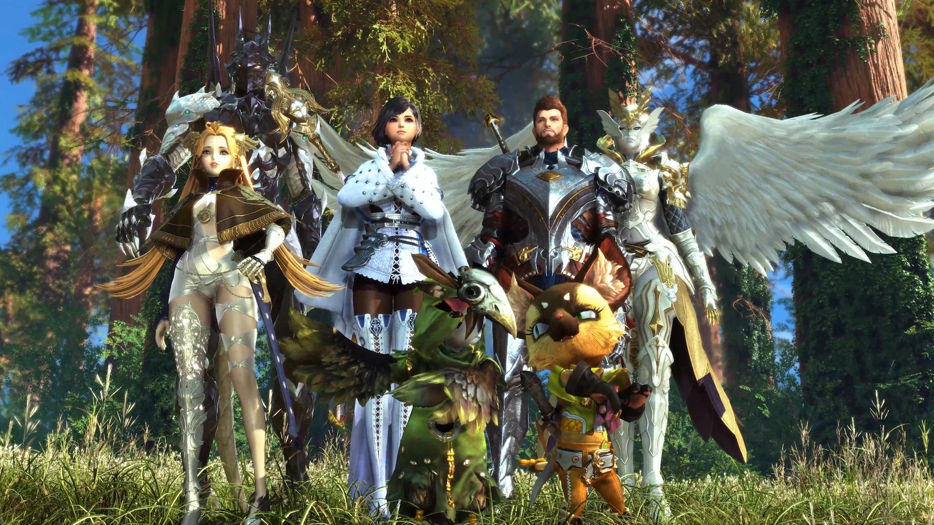 Astellia Online, MMORPG Barunson Entertainment, Korea, CBT-2
