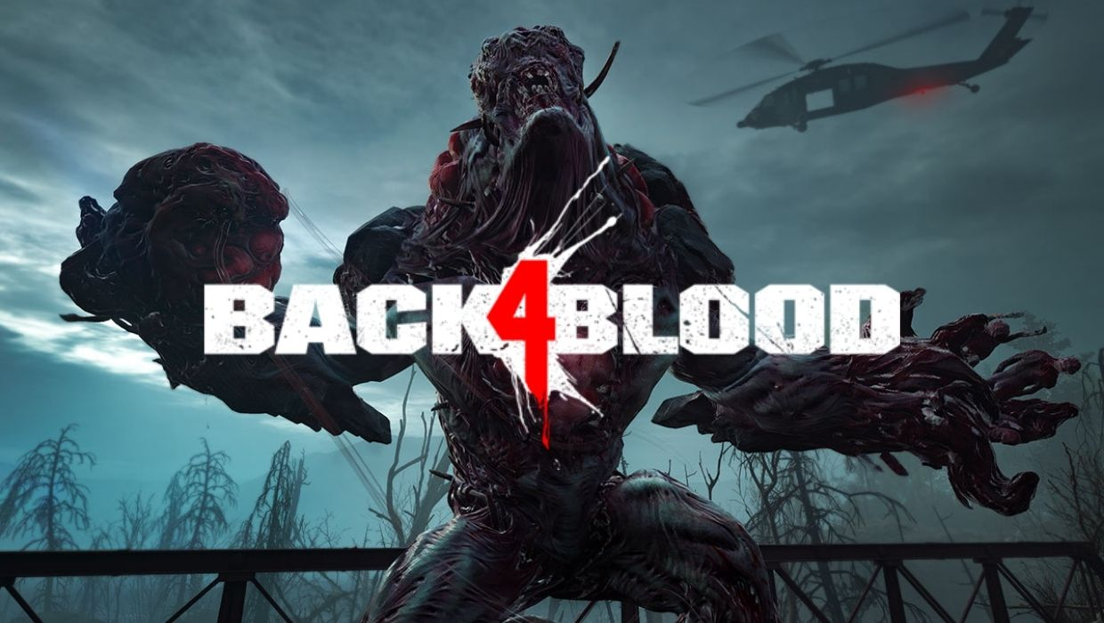 Back 4 Blood, Zombie First Person Shooter, FPS, Online Multiplayer, Turtle Rock Studios, Open Beta