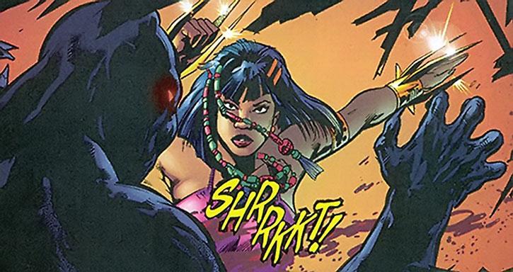 Black Panther, Marvel Comic, Lupita Nyong'o, Nakia