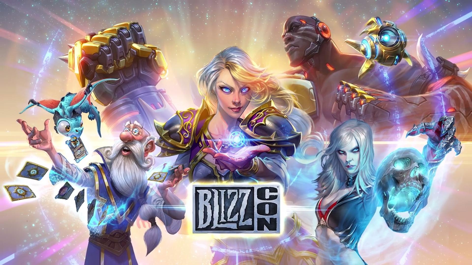 Blizzcon 2017, Blizzard Entertainment, Anaheim, Event, esports