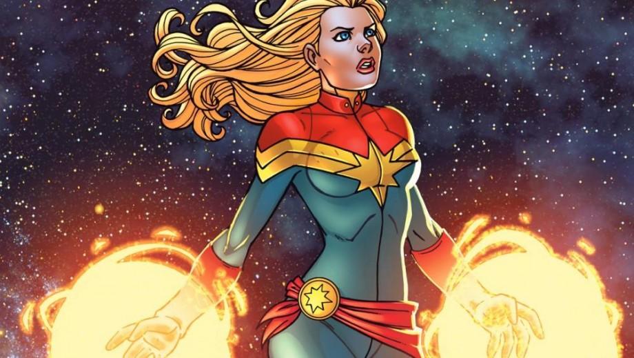 Captain Marvel, Brie Larson, Binary, Marvel Cinematic Universe, Avengers, Comic Book