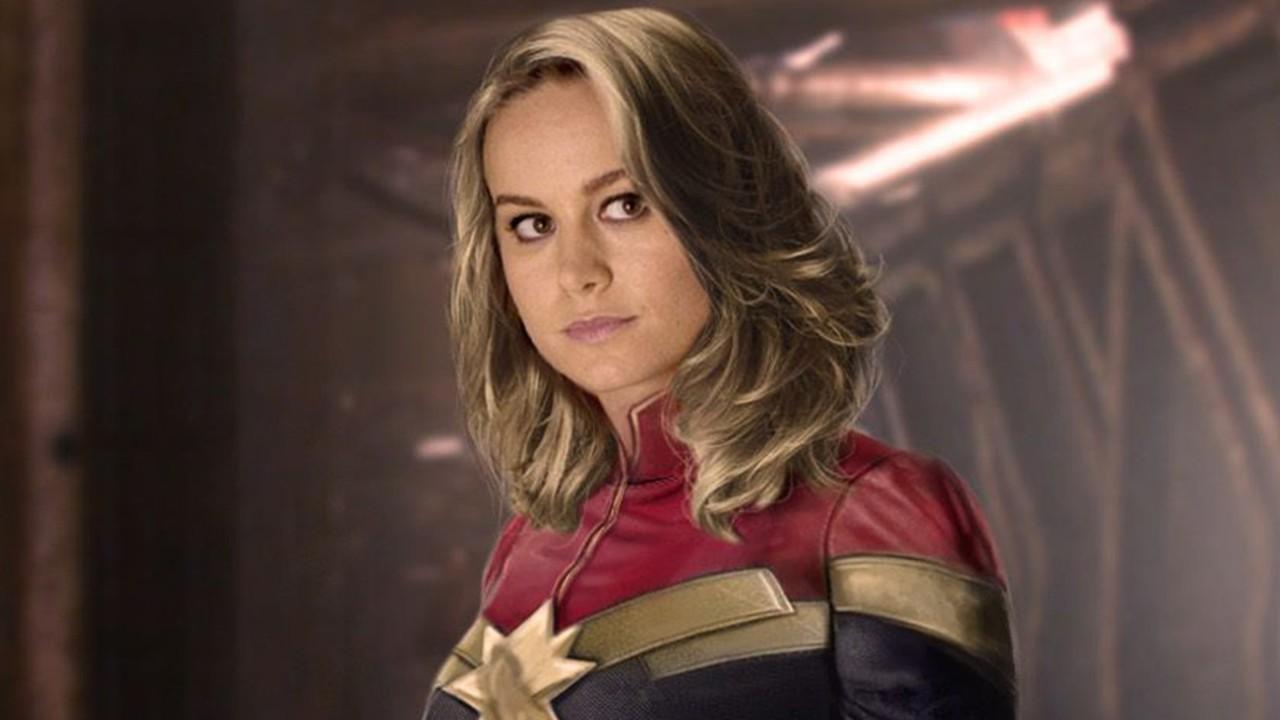 Captain Marvel, Brie Larson, Marvel Cinematic Universe, Avengers, Comic Book