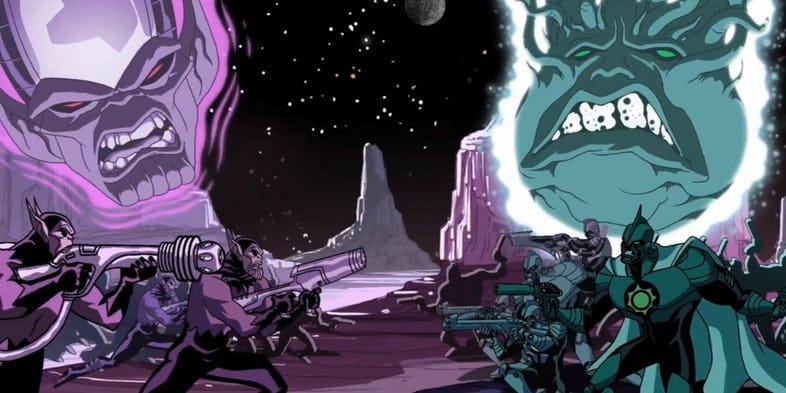 Captain Marvel, Kree, Mar-Vell, Marvel Cinematic Universe, Avengers, Comic Book