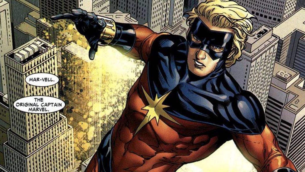 Captain Marvel, Mar-Vell, Jude Law, Marvel Cinematic Universe, Avengers, Comic Book