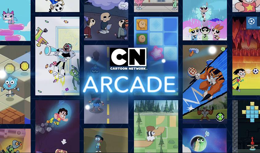 Cartoon Network Arcade, Mobile Game, App, Android, iOS, CNArcade, Animation