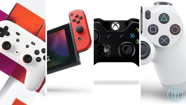 Console Wars, Sony Microsoft Partnership, Google Stadia, Nintendo Switch