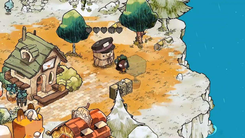 Cozy Grove, Animal Crossing, Life Simulator, Spry Fox