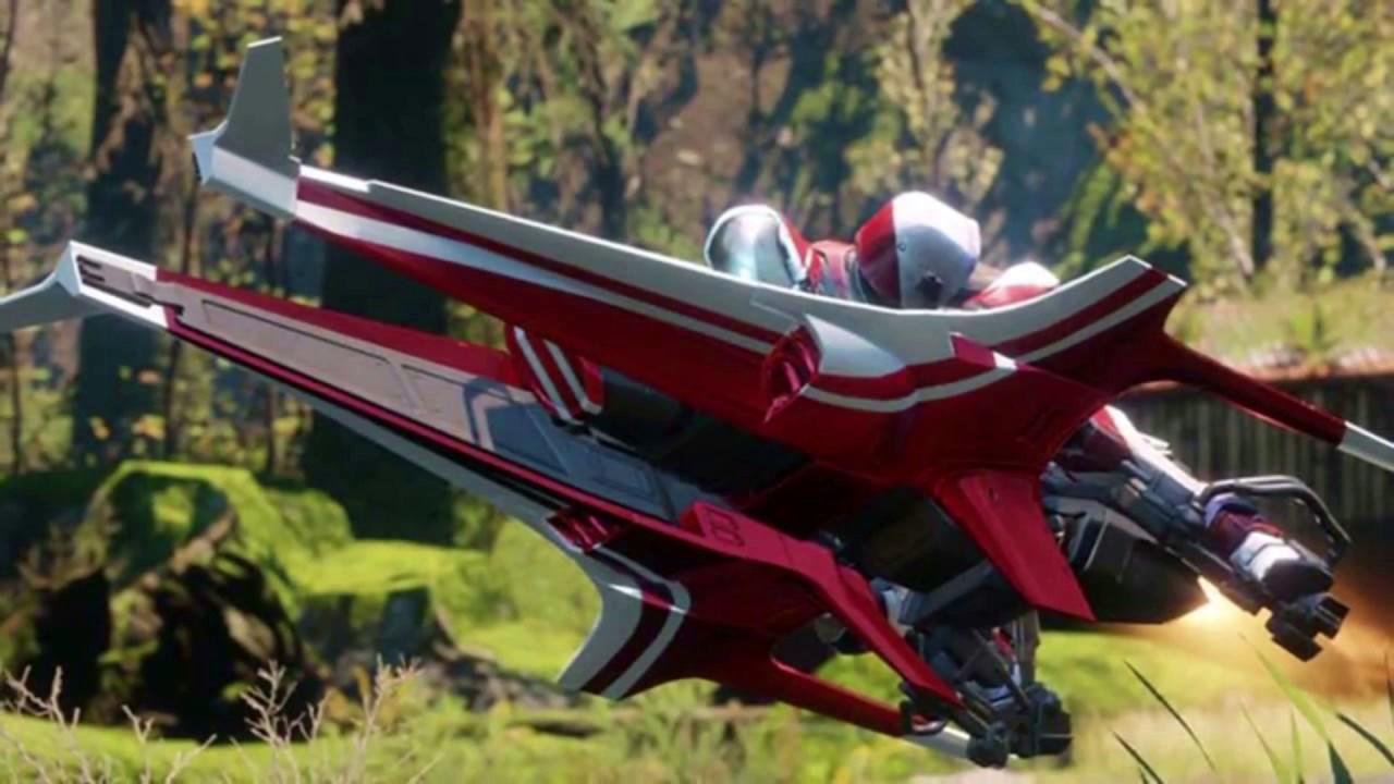 Destiny 2 Sparrow, PS4, PC Multiplayer