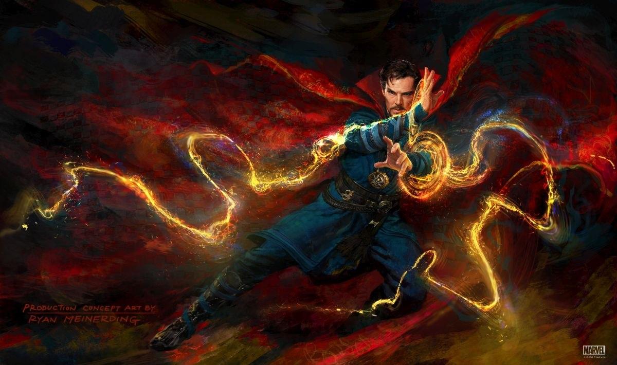 Doctor Strange, Marvel, Doctor Steven Strange, Benedict Cumberbatch