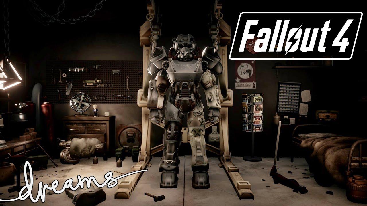 Dreams, Media Molecule, PSVR, VR, Little BigPlanet, Fallout 4