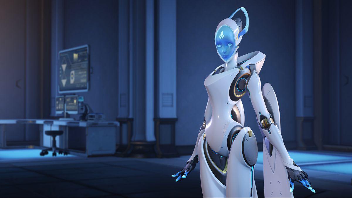 Echo, Singapore, Hero 32, Overwatch, Blizzard Entertainment, 2020