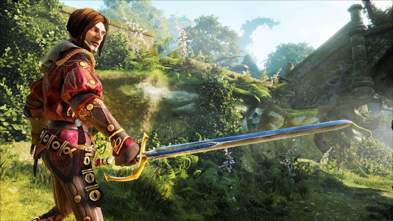 Fable Anniversary, Lionhead Studios, Open World RPG, Microsoft, Xbox, PC