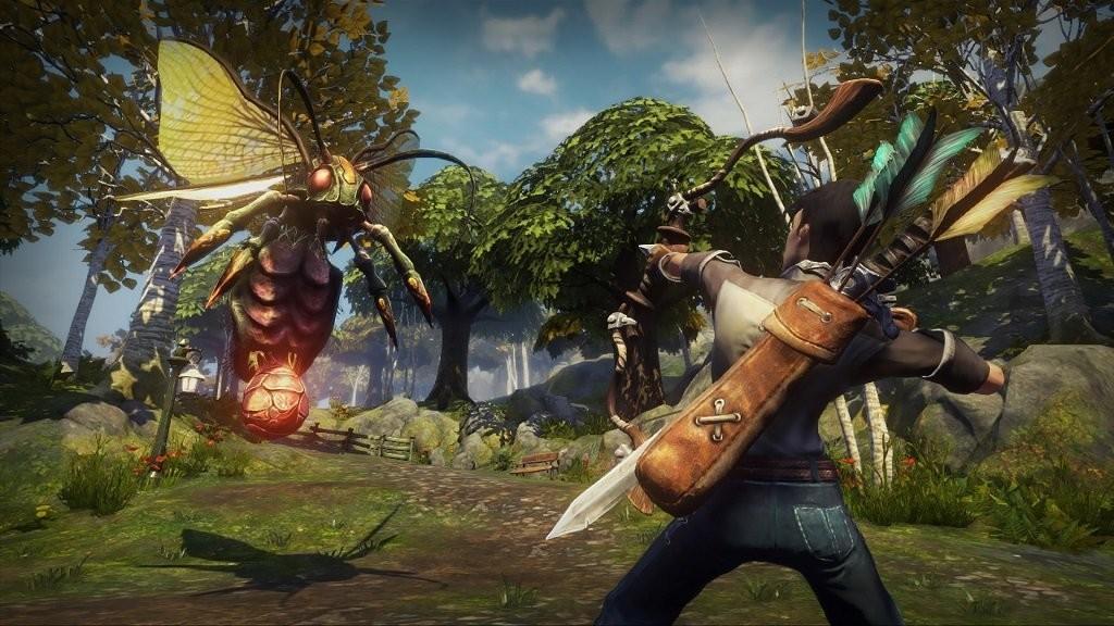 Fable Anniversary, Lionhead Studios, Open World RPG, Microsoft, Xbox