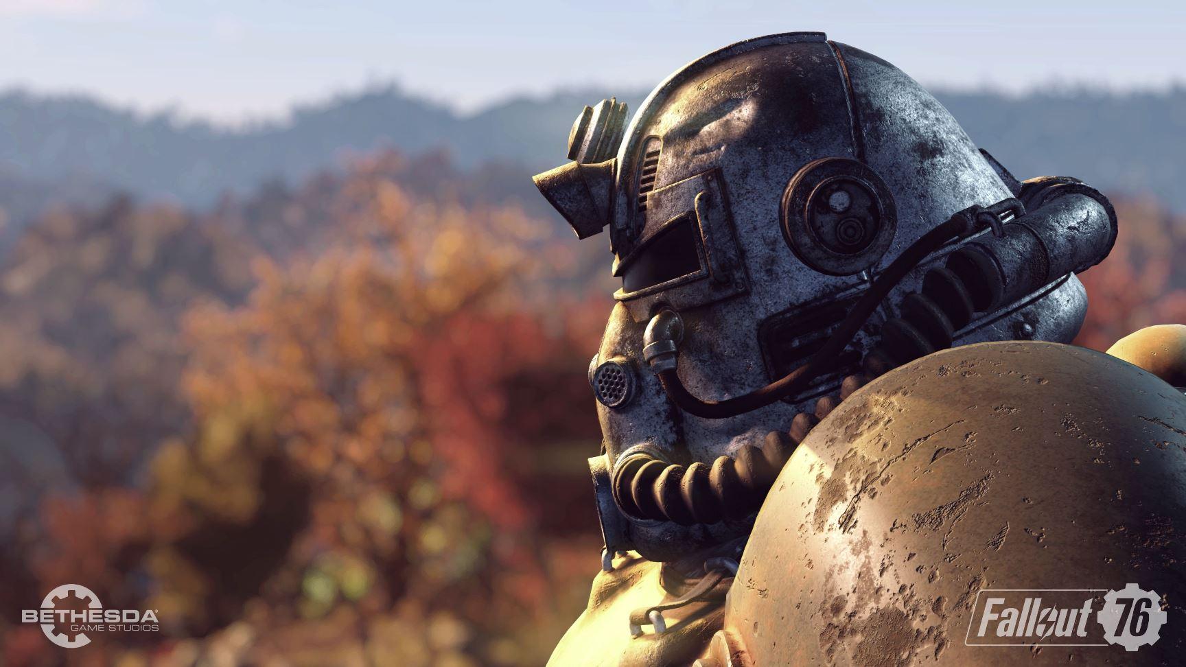 Fallout 76, Bethesda Game Studios, E3 2018