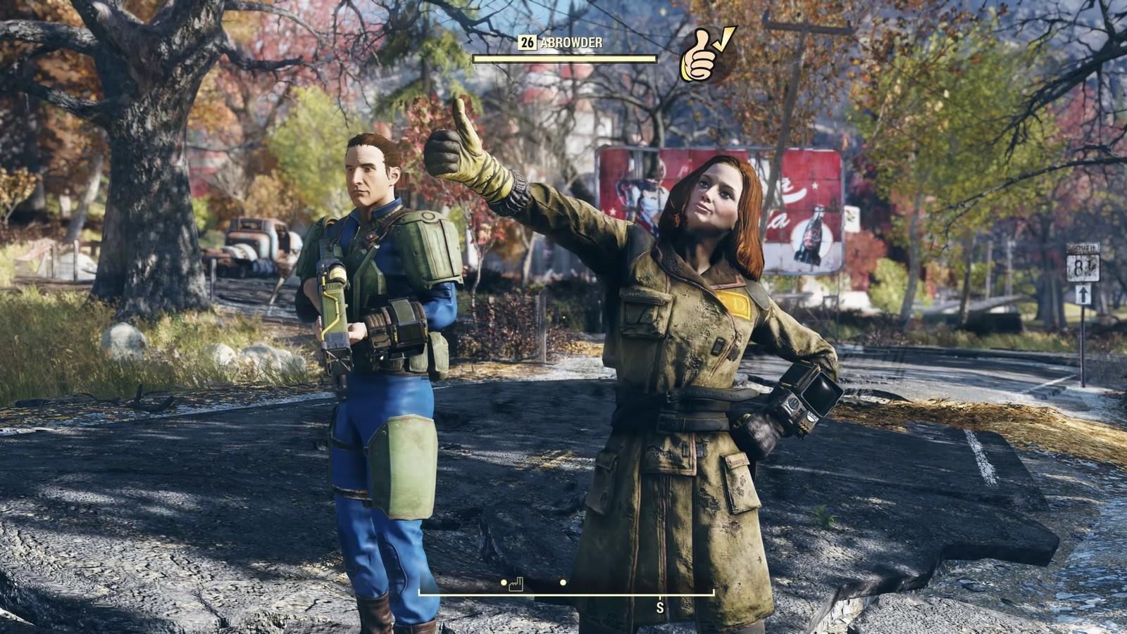 Fallout 76, Bethesda Game Studios, multiplayer, pvp