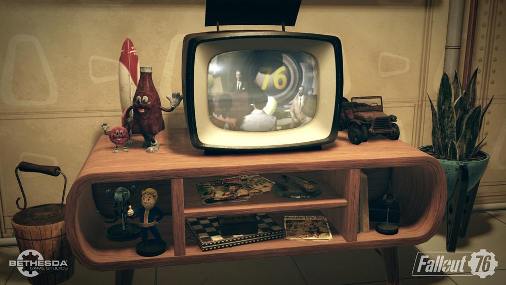 Fallout 76, Vault 76, Bethesda Game Studios, E3 2018, Reclamation Day, 2102