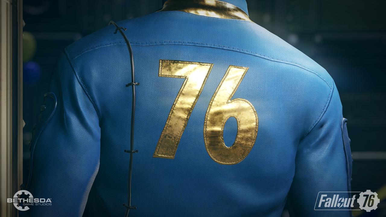 Fallout 76, Vault 76, Bethesda Game Studios, E3 2018