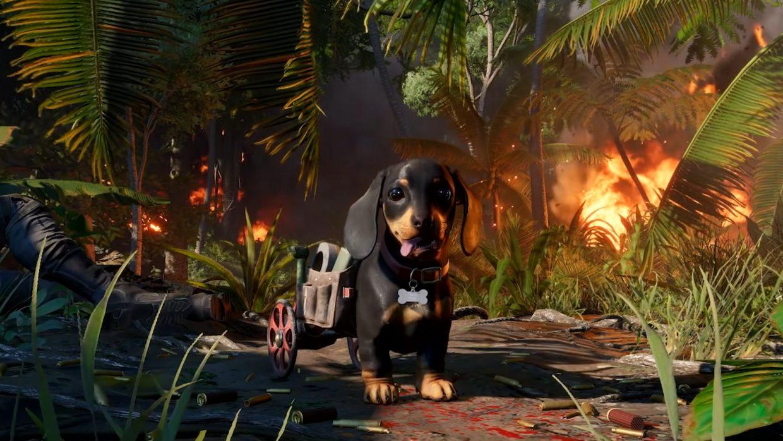 Far Cry 6, Ubisoft, RPG Shooter, PS4, Ps5, Xbox Series X, Xbox One, Epic Games, Google Stadia, Chorizo, Amigos