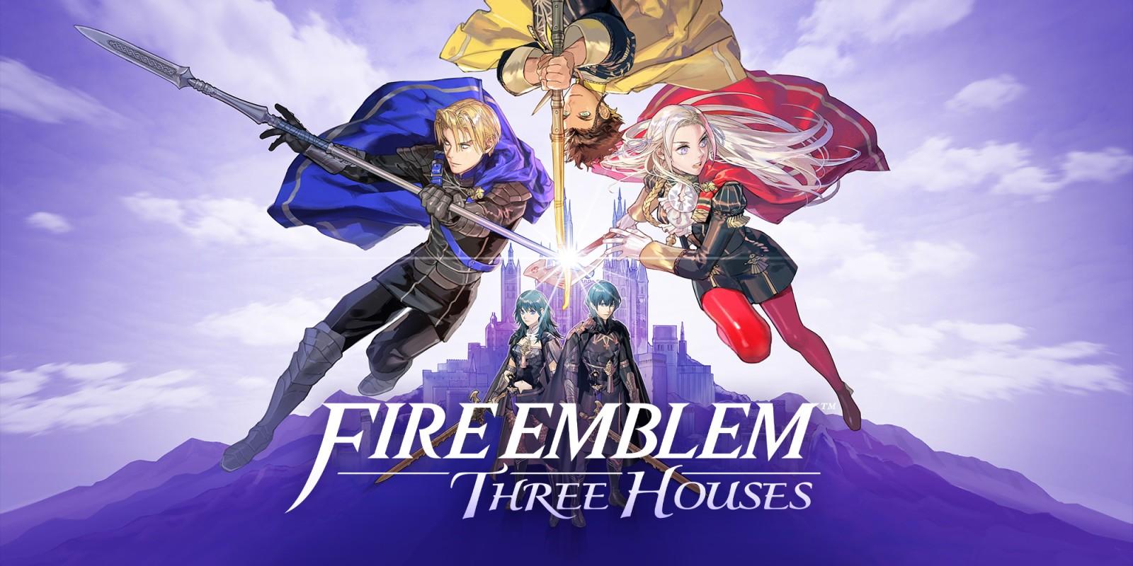 Fire Emblem, Three Houses, Nintendo Switch