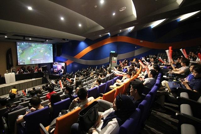 Garena Student Alliance, The Malaysia Campus League, eSports