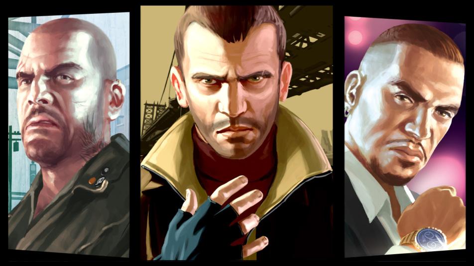 Grand Theft Auto IV GTA 4 Rockstar Games Ballad of Gay Tony Lost and Damned DLC Xbox