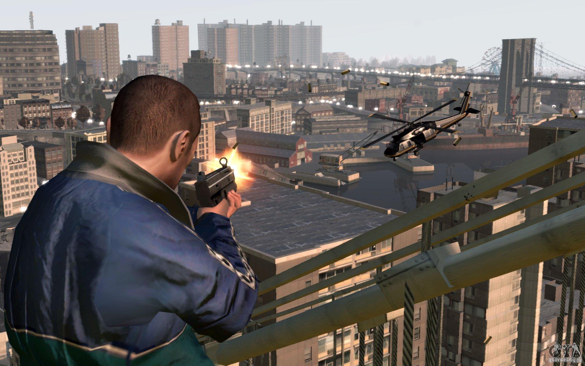 Grand Theft Auto IV GTA 4 Rockstar Games Xbox One Backwards Compatible Niko