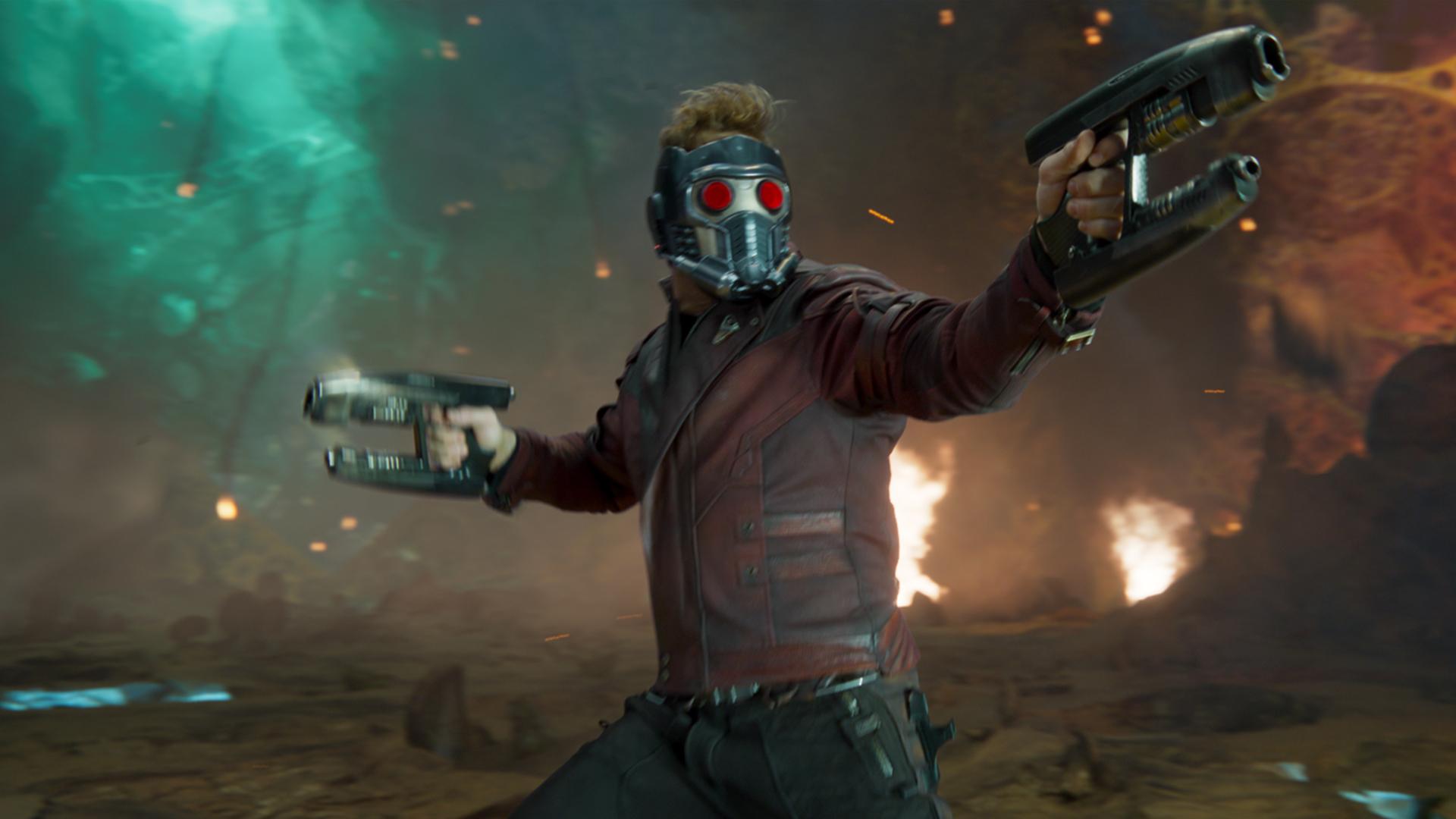 Guardians of the Galaxy Vol 2 Marvel Entertainment Chris Pratt Star Lord