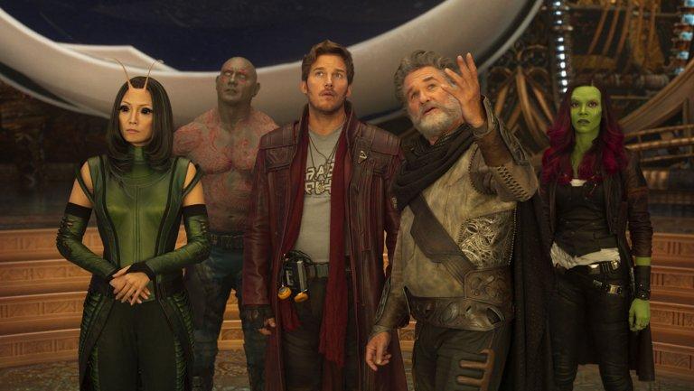 Guardians of the Galaxy Vol 2 Marvel Entertainment Kurt Russell
