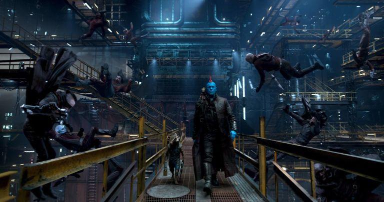 Guardians of the Galaxy Vol 2 Marvel Entertainment Rockey Yondu