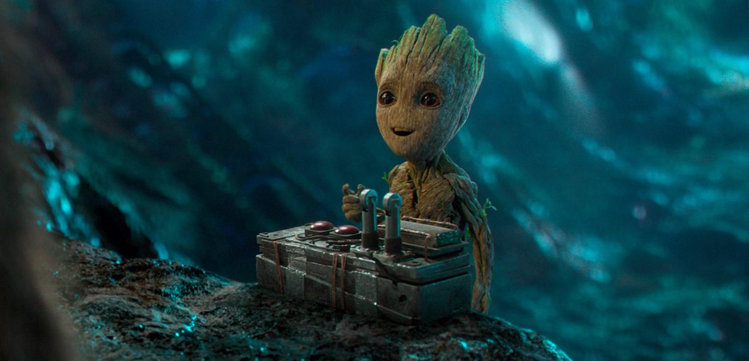 Guardians of the Galaxy Vol 2 Marvel Studios Baby Groot