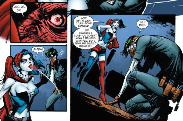 Harley Quinn and Joker, DCEU, DC Comics, romance, Gotham, Comic,