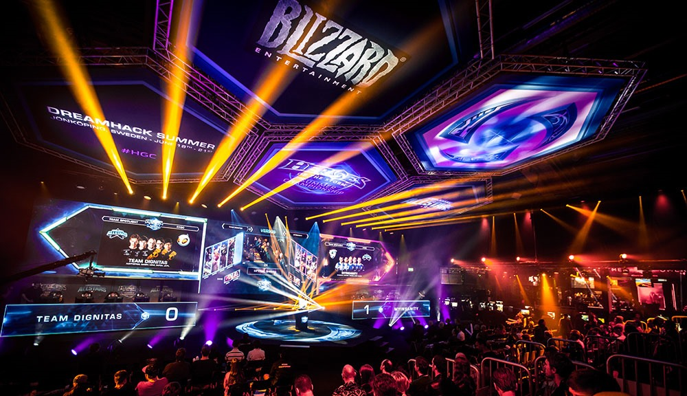 Heroes of the Storm, Blizzard Entertainment, esports, esport, moba