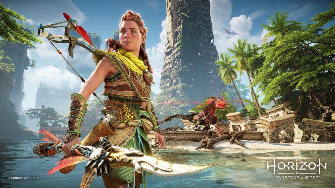 Horizon Forbidden West, Horizon Zero Dawn, Guerrilla Games, PS5, Playstation 5, Playstation State of Play, May 2021