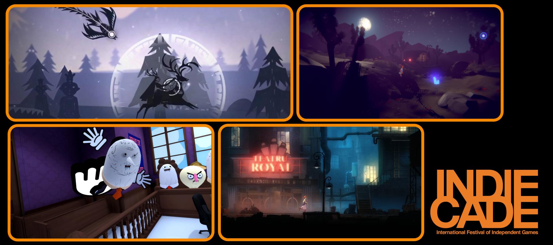 IndieCade 2018, Indie Games, Unpause Choice