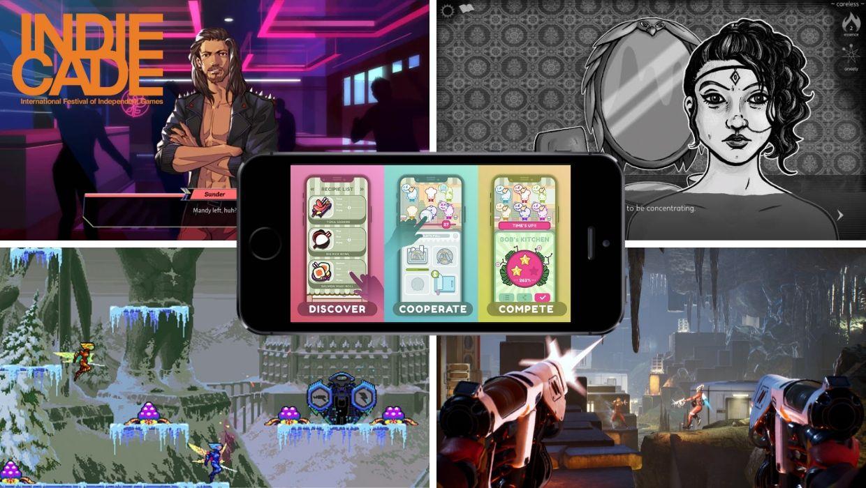 IndieCade E3 2019, indie games, indie gaming