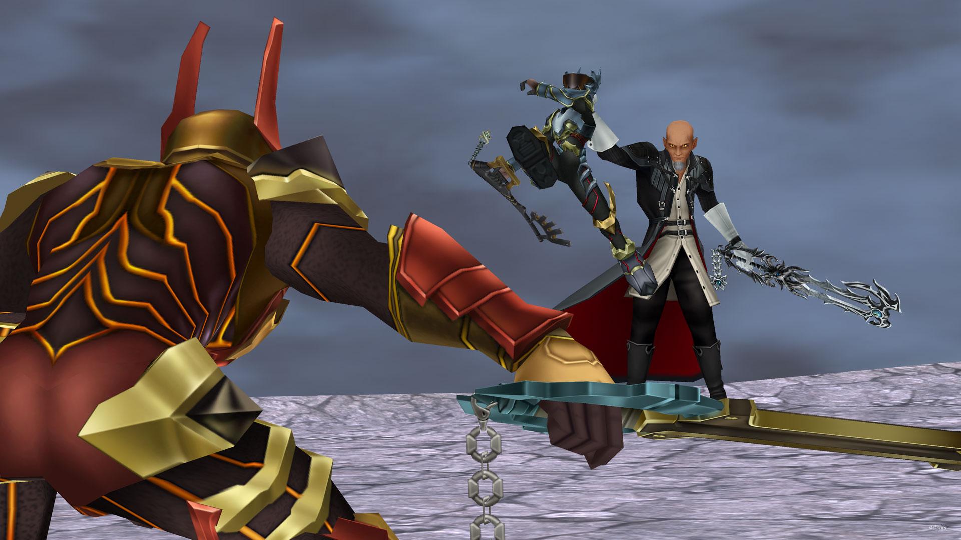 Kingdom Hearts 2.5 Remix Xehanort Terra