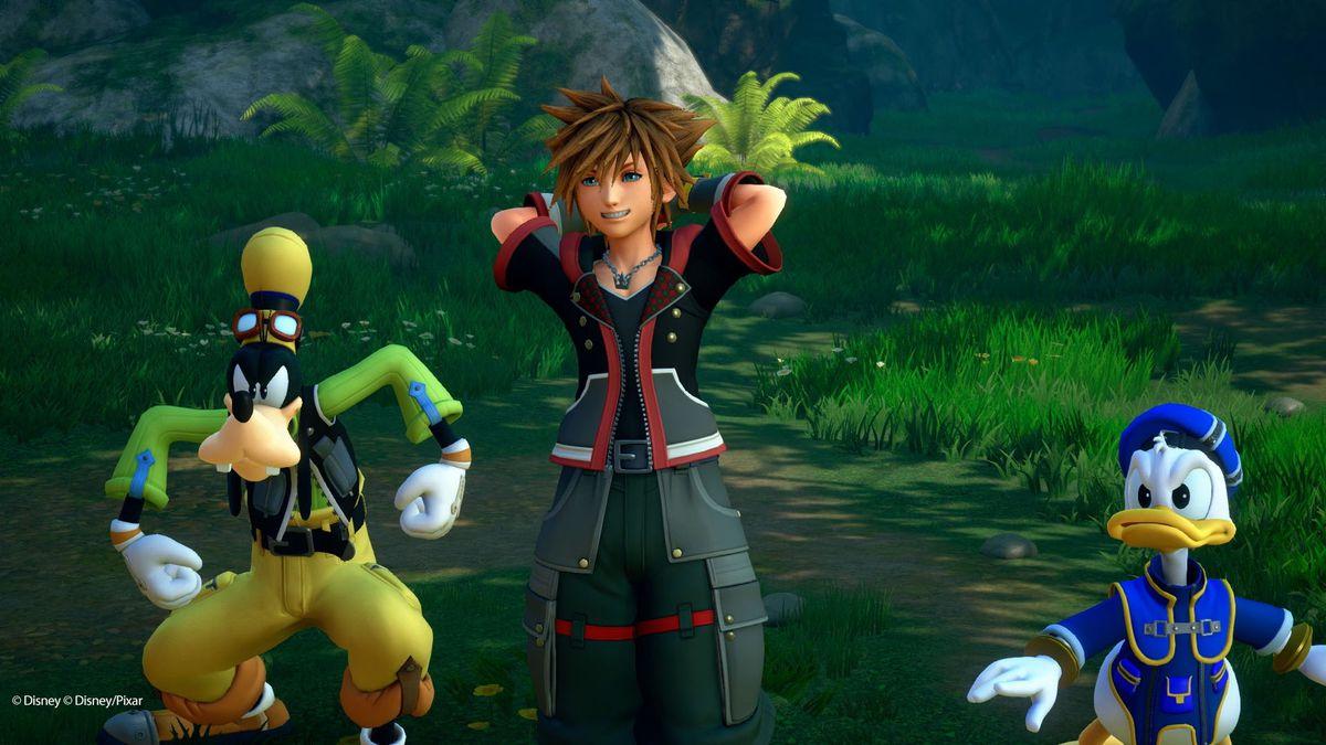 Kingdom Hearts, Lore, Tetsuya Nomura, Square Enix, Sony, Playstation 4, 2019