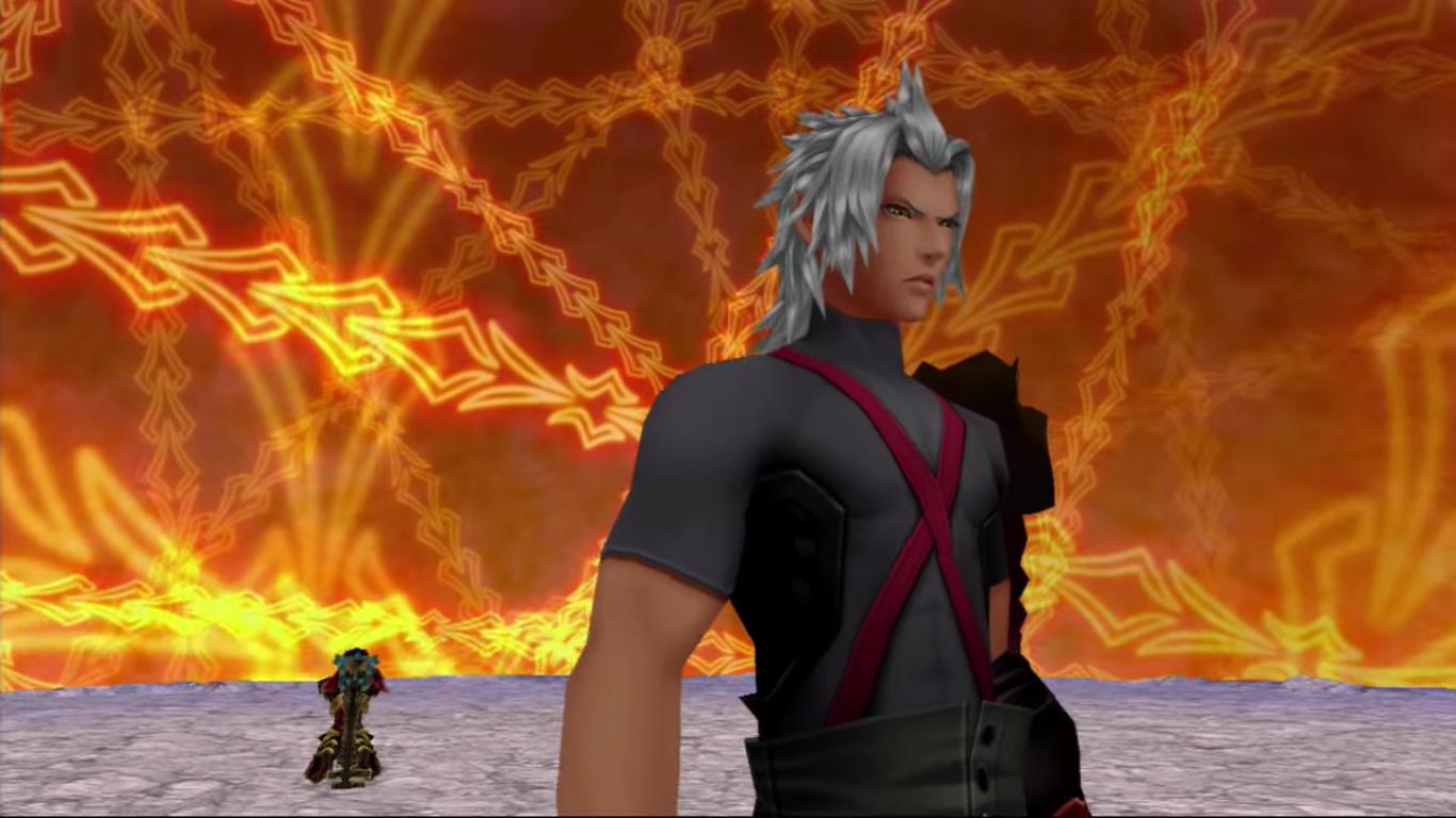 Kingdom Hearts Terra-Xehanort Square Enix