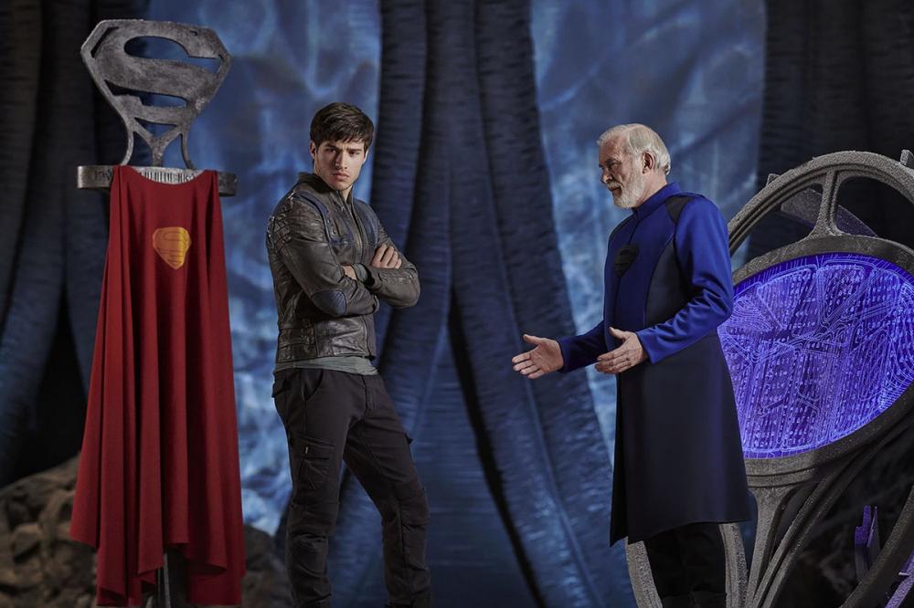 Krypton, Syfy TV, superman, prequel, Kandor, House El, Seg-El, Cameron Welsh