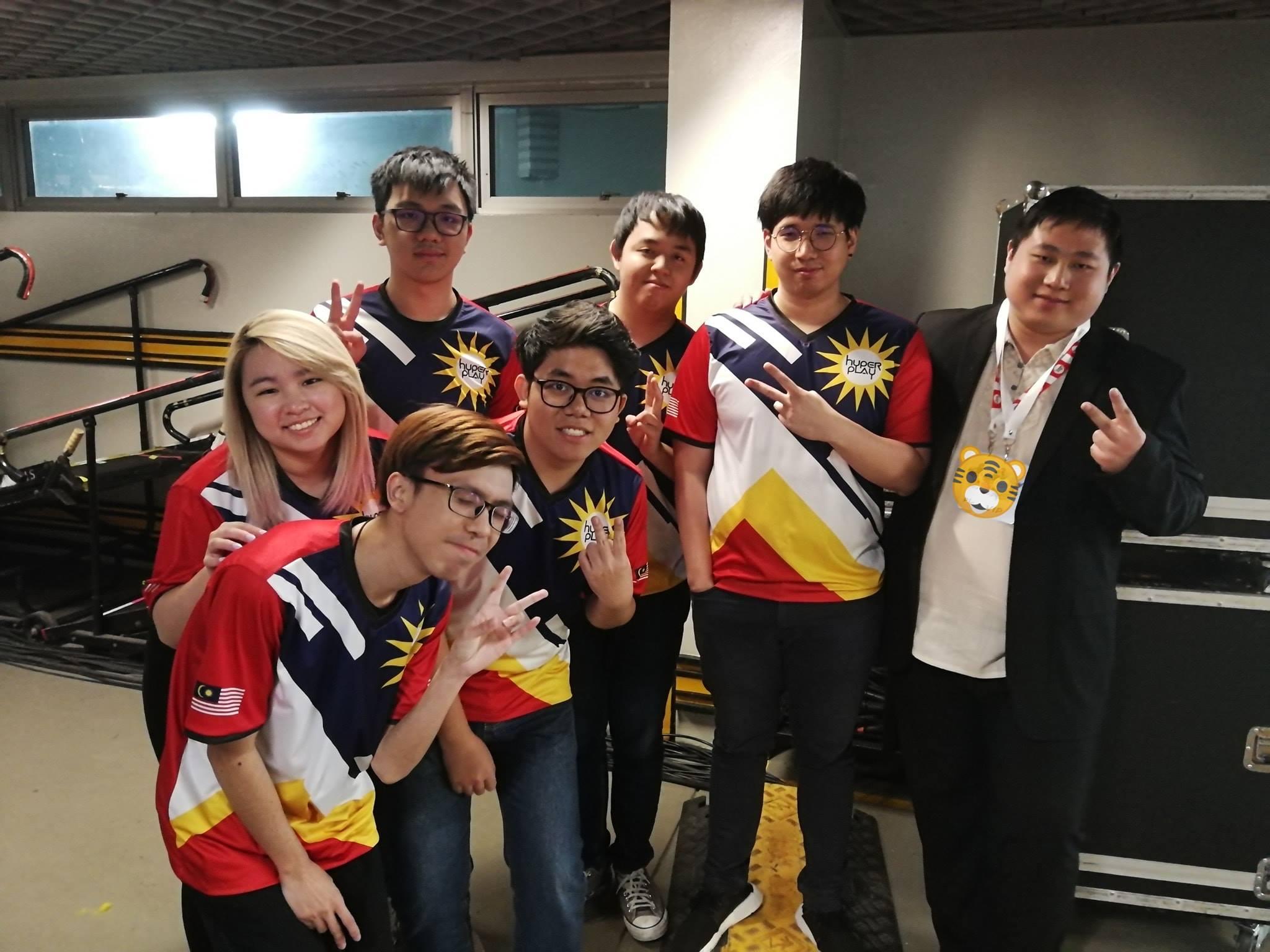 Kuala Lumpur Hunters, KL Hunters, League of Legends, eSports, LoL, Malaysia, Hyperplay