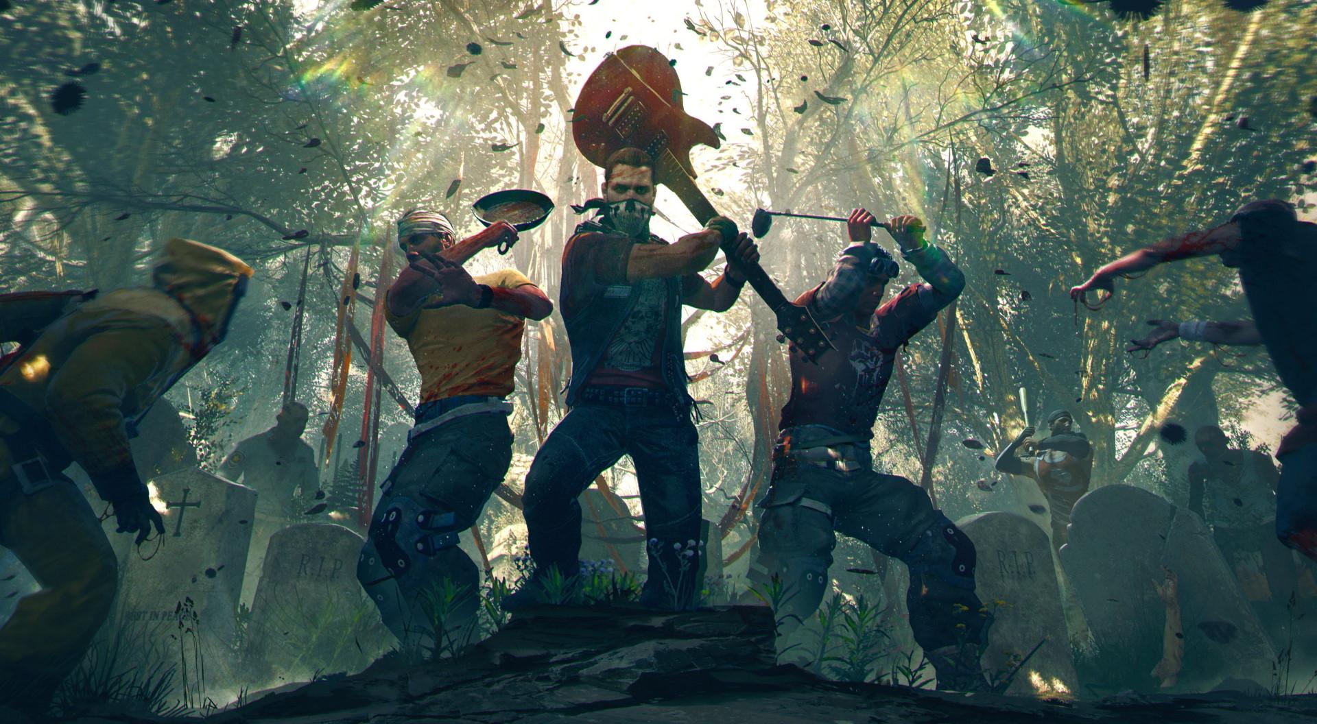 Left 4 Dead 2, Valve, Online Multiplayer