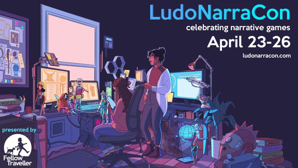 LudoNarraCon 2021 April 23-26
