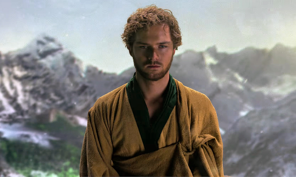 Marvel Iron Fist Netflix Danny Rand Finn Jones K'un-Lun