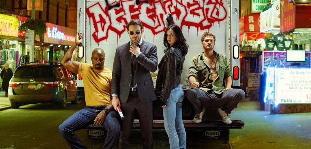 Marvel The Defenders Netflix Season 1, Jessica Jones, Luke Cage, Daredevil, Iron Fist