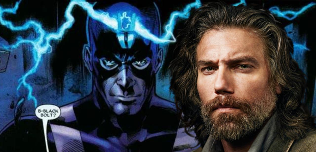 Marvel's Inhumans ABC King of the Inhumans, Hell on Wheels, Anson Mount