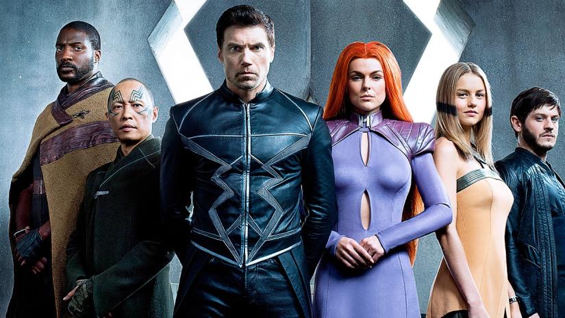 Marvel's Inhumans ABC TV Show IMAX Cinema September 2017